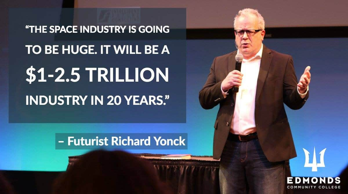 Futurist Richard Yonck